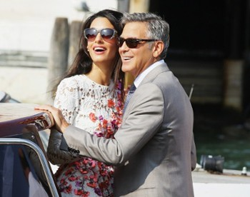 Actor George Clooney and Amal Alamuddin found true love and married in Venice.