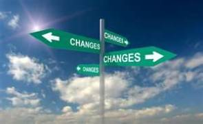 change-sign-posts