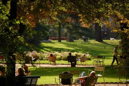 Luxembourg Park, Paris
