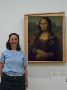 Mona and me.