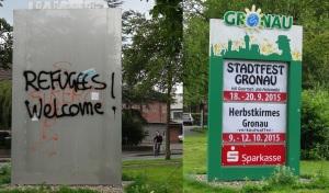 Gronau Welcome