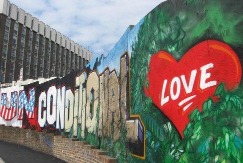 Unconditional love Copyright Simon Carey