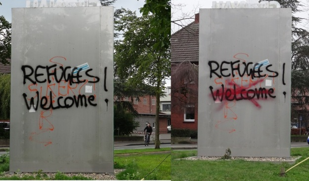 Gronau Not Welcome