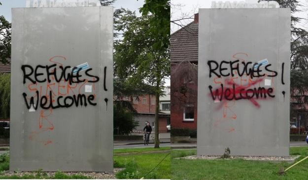 Gronau Not Welcome