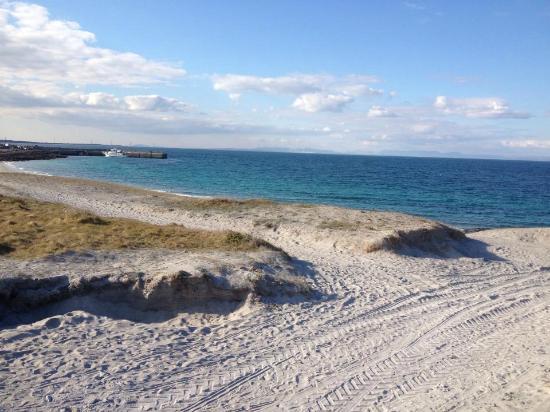 Inishere beach