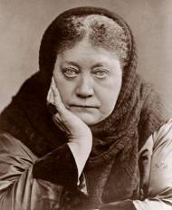 Helena P Blavatsky