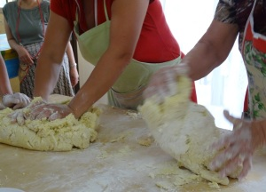 kneading dough ICPPD certificate in psychosynthesis