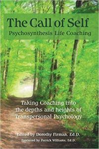 Book cover call-of-self-book-psychosynthesis-life-coaching