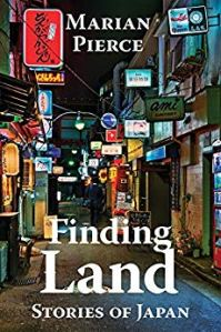 Book Cover Finding Land
