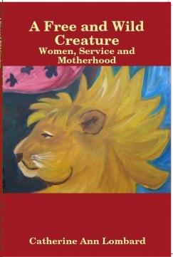 Book Cover I am a Wild Creature