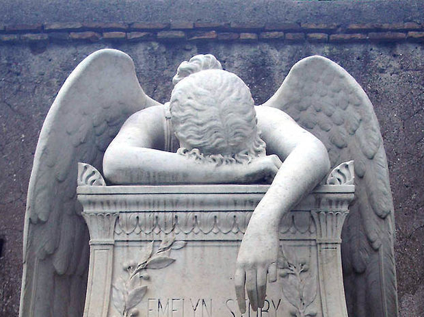 Angel of Grief-Emelyn_Story_Tomba_(Cimitero_Acattolico_Roma)