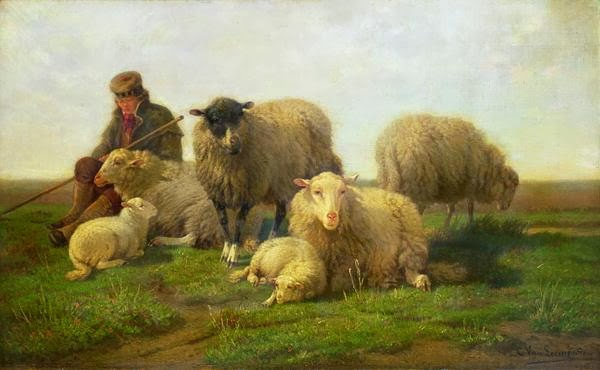 shepherd-with-sheep-and-lambs